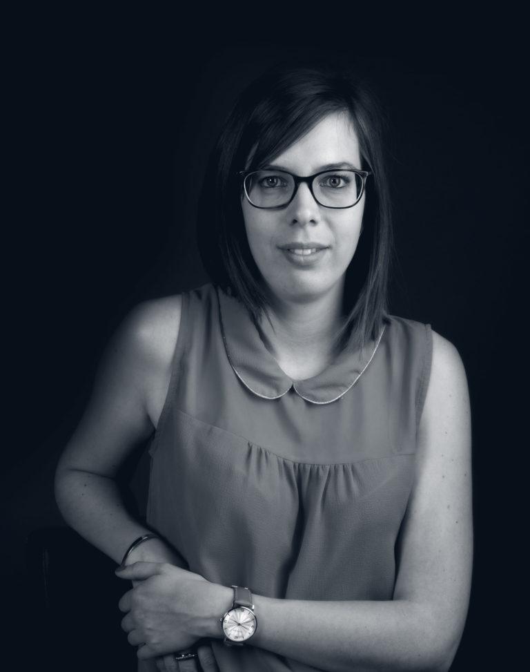 Aurélie Goulet - portrait