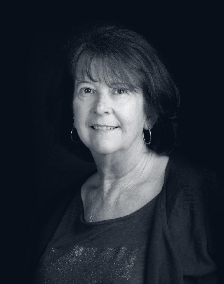 Mireille Olgiati - portrait