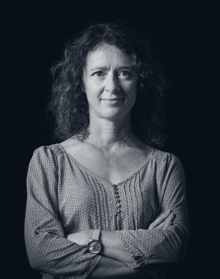 Sandrine Geneste - portrait