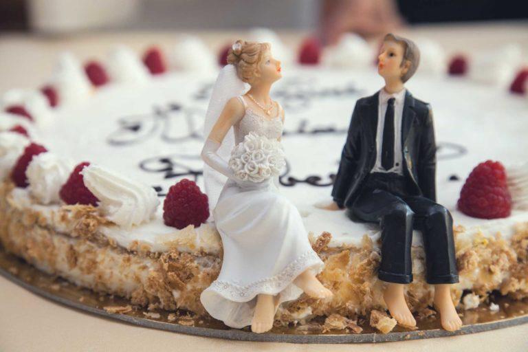 Gâteaux de mariage - Larrat Avocat
